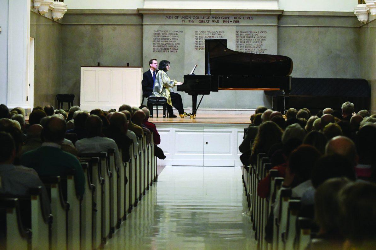 Union College Concert Series Donation