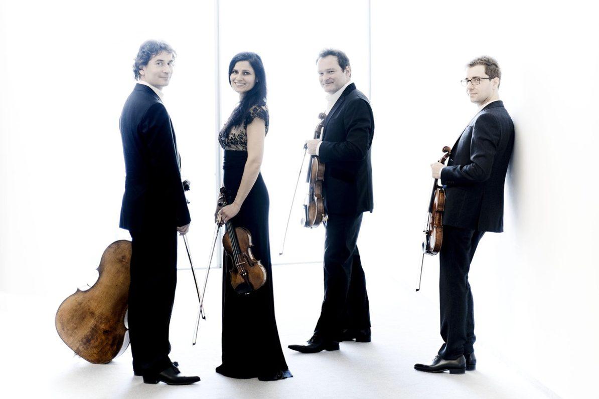 Beethoven Cycle II Belcea Quartet