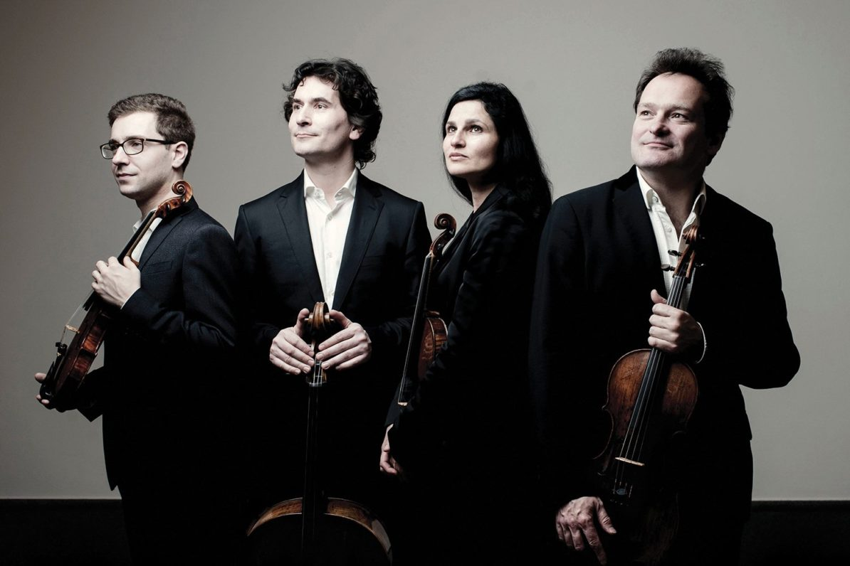Beethoven Cycle III Belcea Quartet