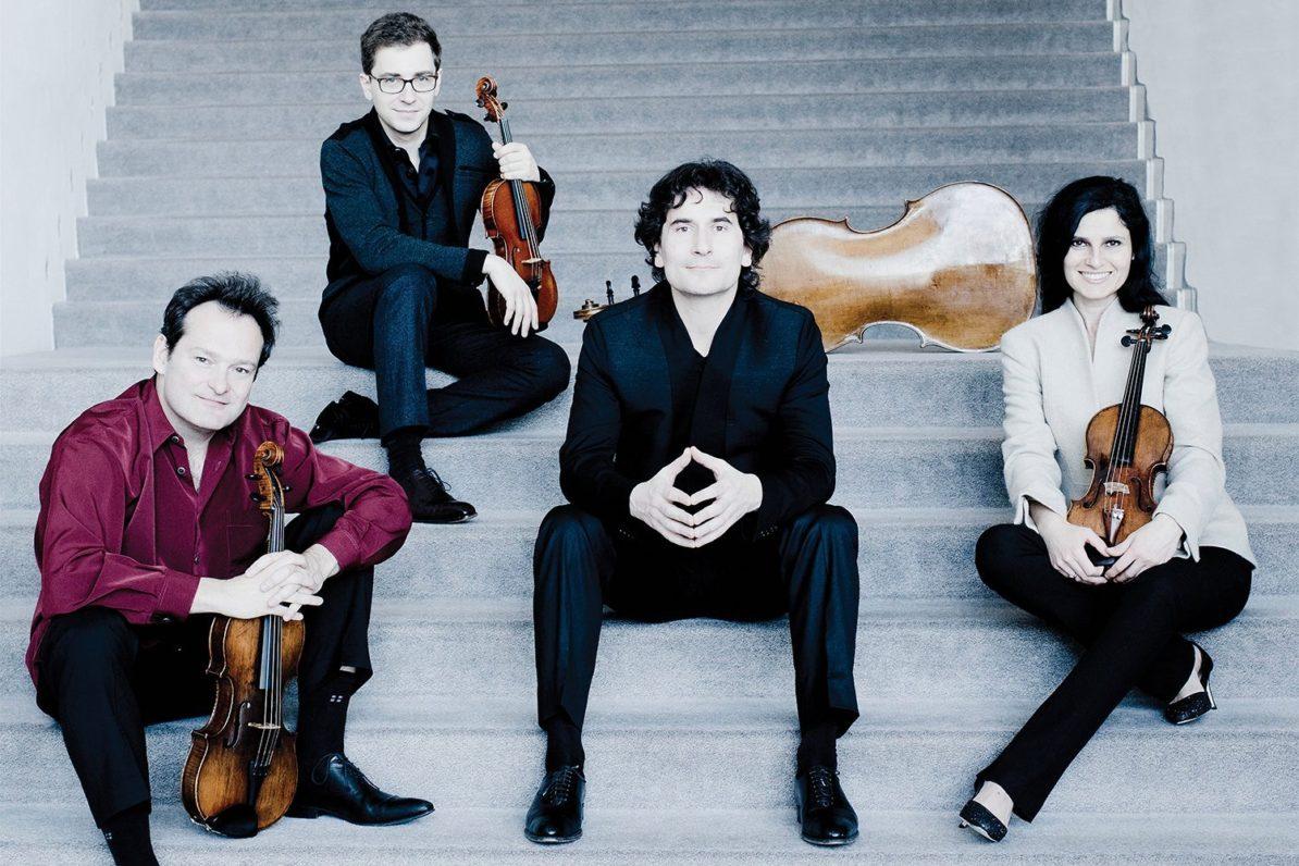Beethoven Cycle I Belcea Quartet