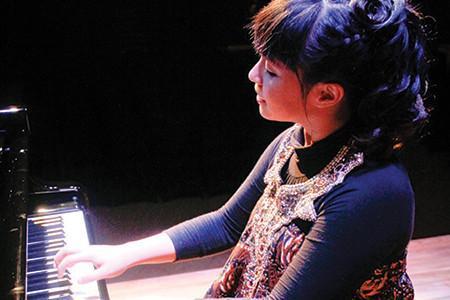 CURTIS@UNION Janice Carissa, piano