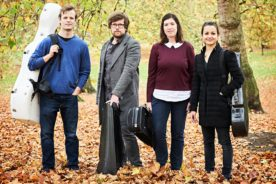 Castalian Quartet<br /> Massry Center