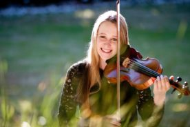 Grace Clifford, violin Joseph Liccardo, piano CURTIS@UNION