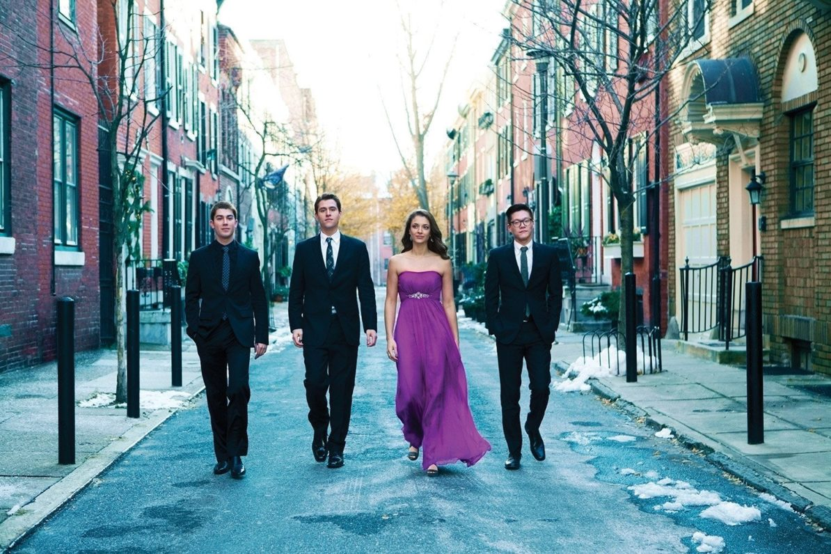 Dover Quartet with Anthony McGill, clarinet