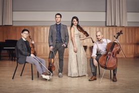 Beethoven Cycle VI Dover Quartet