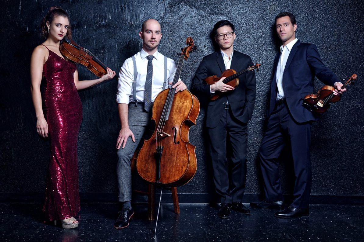 Beethoven Cycle V Dover Quartet