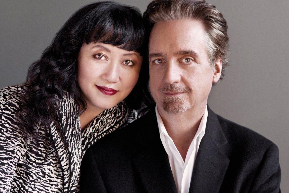 David Finckel, cello & Wu Han, piano