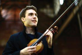 Alexi Kenney, violin & Renana Gutman, piano