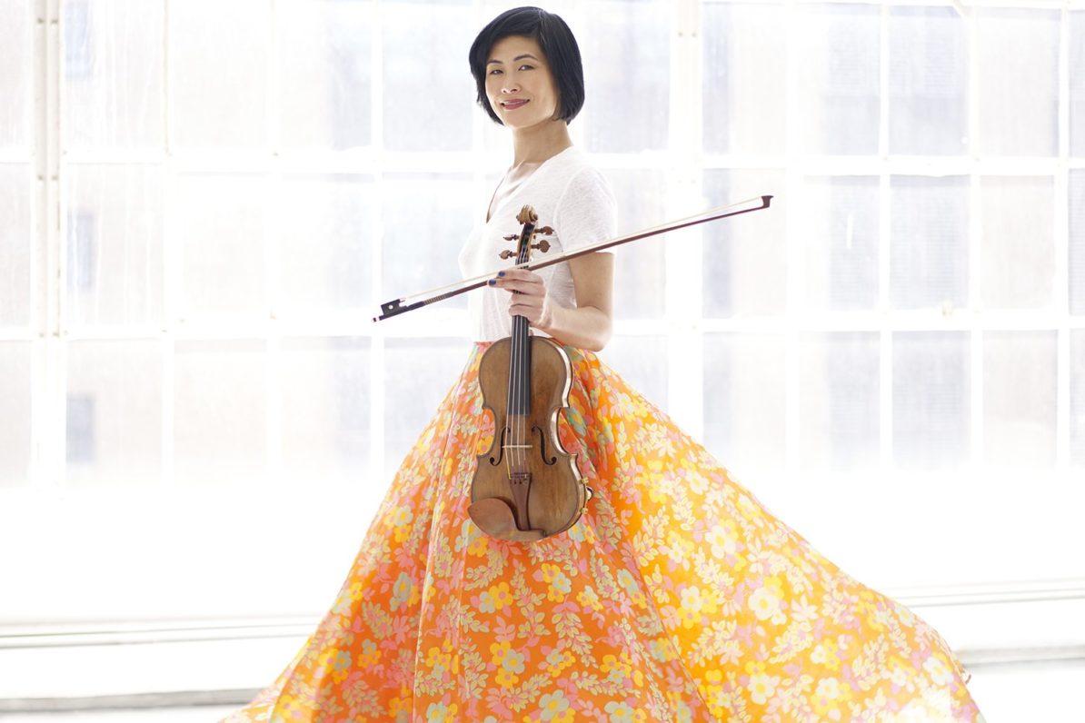 Jennifer Koh, violin  Massry Center