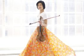 Jennifer Koh, violin