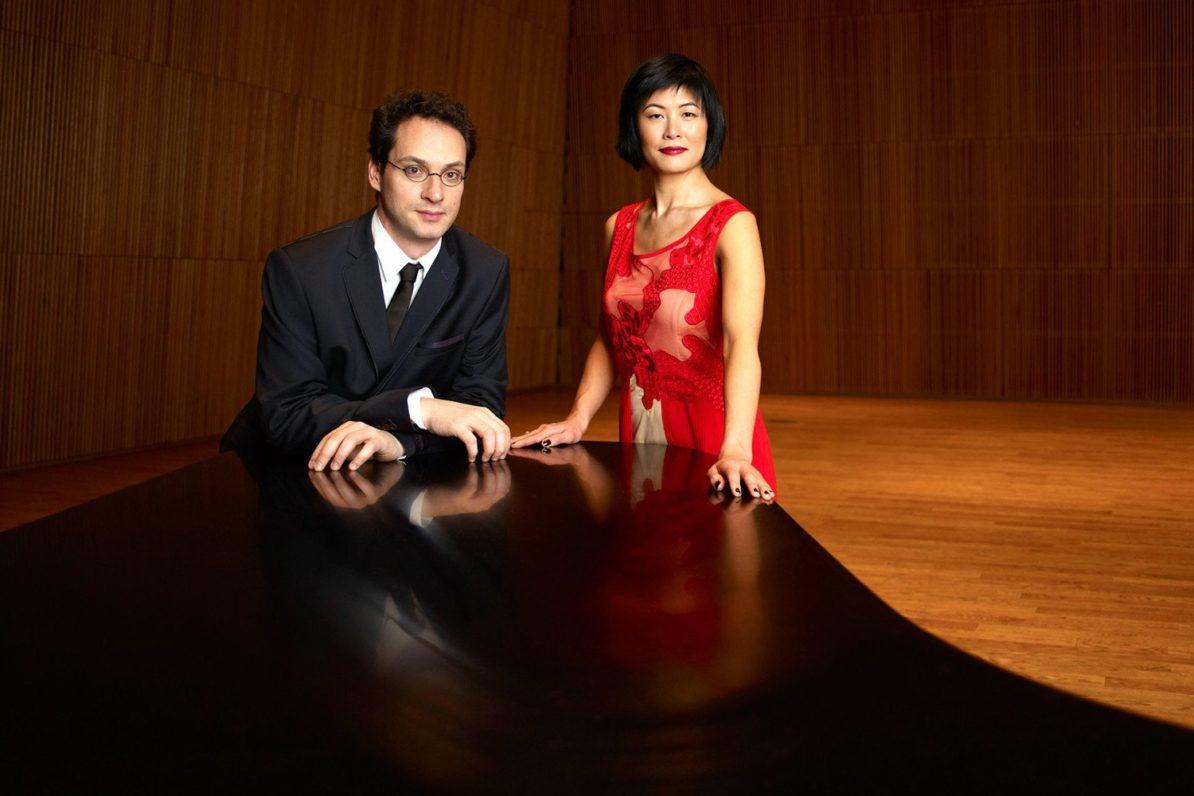 Jennifer Koh, violin  Shai Wosner, piano