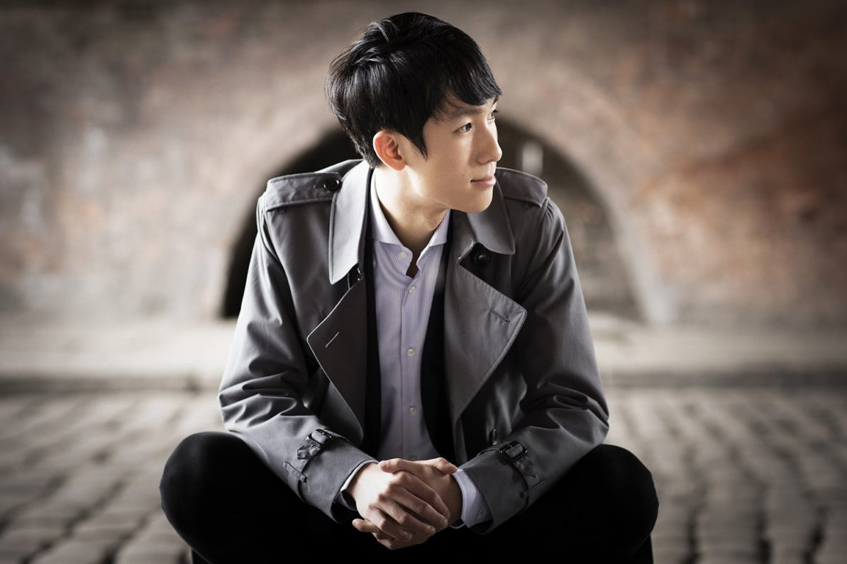 Eric Lu, piano