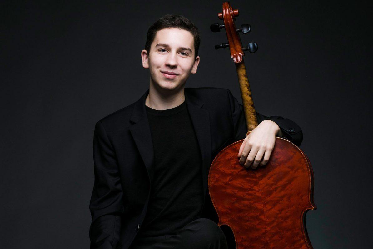 CURTIS@UNION Oliver Herbert, cello Xiaohui Yang, piano