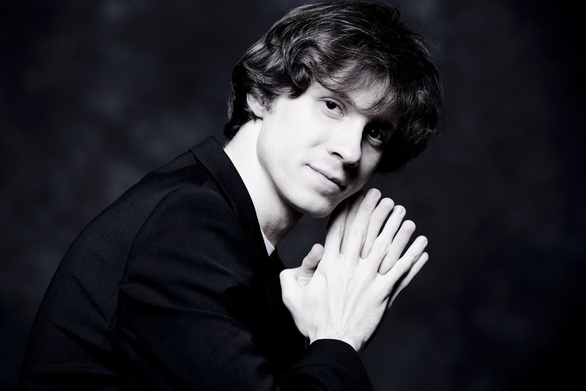 Rafal Blechacz, piano