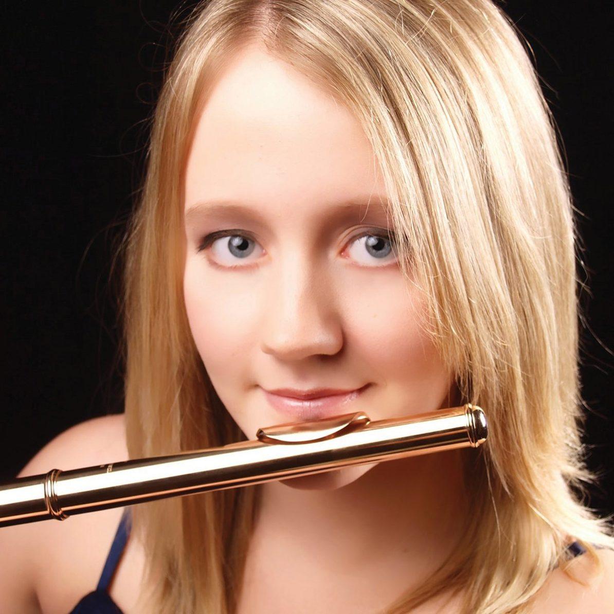 CURTIS@UNION Emma Resmini, flute Michelle Cann, piano