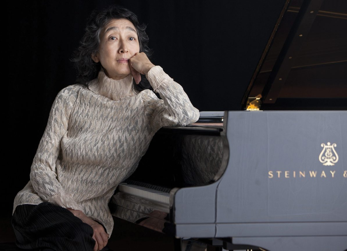 Mitsuko Uchida, piano Jörg Widmann, clarinet