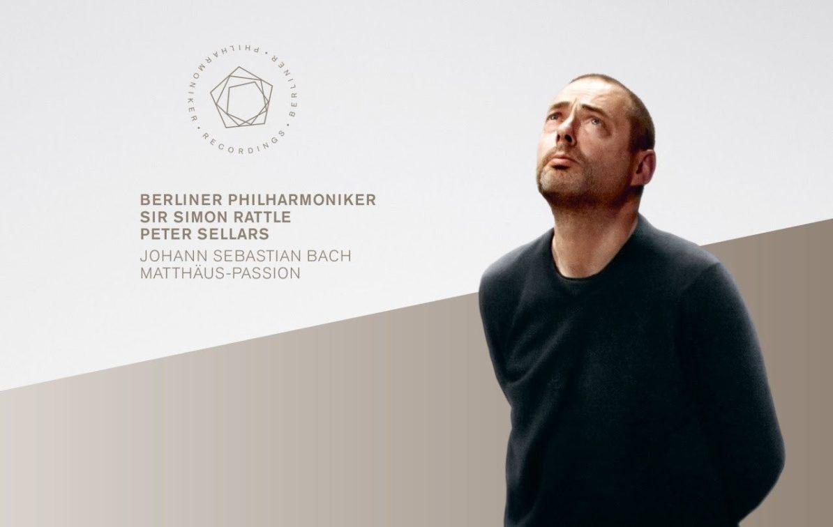 Film: Bach's St. Matthew Passion, Berlin Philarmonic